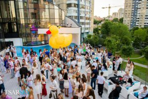 Summer Terrace Opening Party